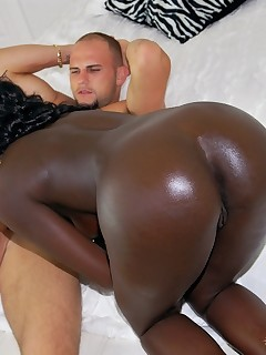 Greater quantity of her.she is hot.more black babes with round butt n pink pussys