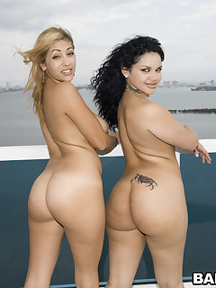 Puerto Rican Chunky Bums