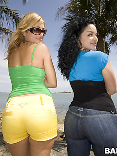 Puerto Rican Fat Rumps