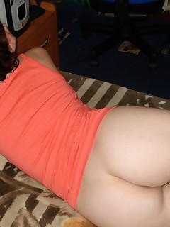 Non-professional Lovely Ass