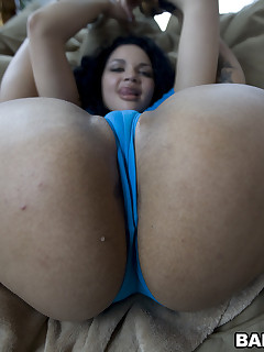 Puerto Rican Plump Butts